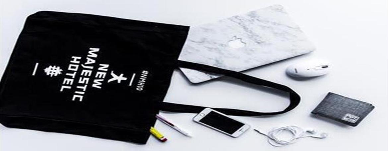 Túi vải bố thời trang