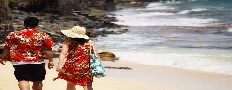 Túi vải thời trang dạo biển