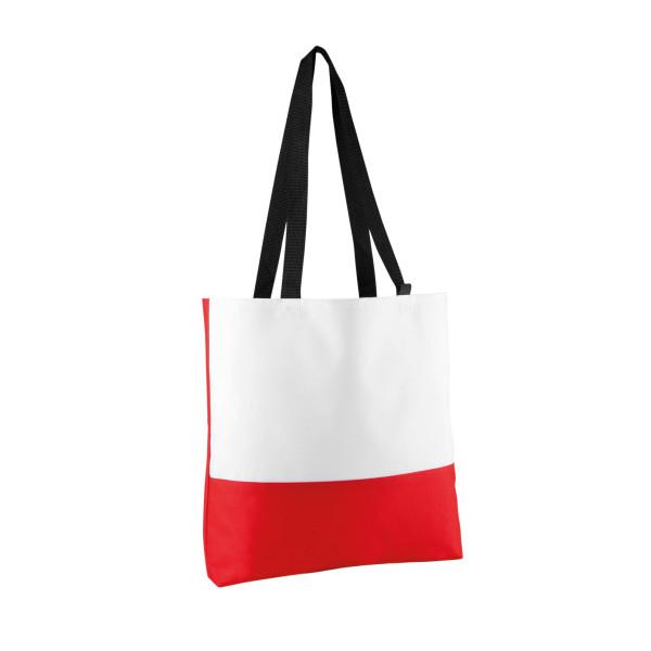 Túi vải bố polyeste phối màu