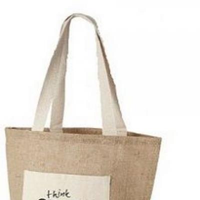 Túi vải đay thời trang