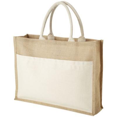 Túi vải đay phối vải cotton
