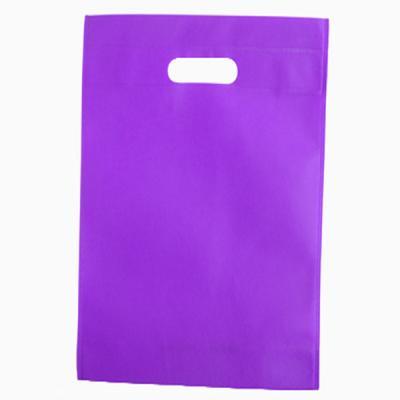 Túi vải không dệt ép nhiệt quai đục