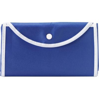 Túi vải không dệt gấp ví nút bấm